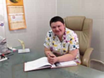 Барбашина Ирина Викторовна